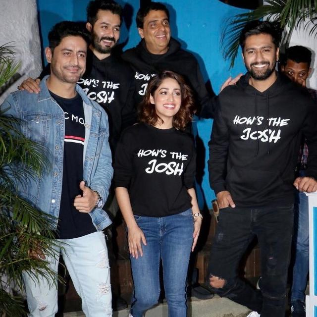 AFTER VICKY KAUSHAL, YAMI GAUTAM RECEIVES SPECIAL HONOUR POST SUCCESS OF 'URI: THE SURGICAL STRIKE' , HERE'S WHAT IT IS