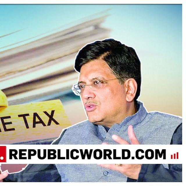 WATCH: PIYUSH GOYAL'S EARNEST 'YOUR TAXES WILL...' VOTE OF THANKS TO INDIA'S TAXPAYERS, IN THE 2019 INTERIM BUDGET SPEECH