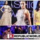 WATCH | RANVEER SINGH-ANIL KAPOOR'S IMPROMPTU JIG ON THE RAMP AS 'TAKHT' TRIO COMES TOGETHER; TAHIRA KASHYAP MAKES STATEMENT; OTHER STARS SHINE