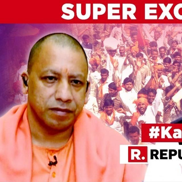 "SUPER EXCLUSIVE: ""OFFICIALS WERE PRESSURISED TO NOT GIVE PERMISSION FOR HELICOPTER LANDING,"" CLAIMS YOGI ADITYANATH ACCUSING MAMATA BANERJEE OF BLOCKING HIS WEST BENGAL RALLY"