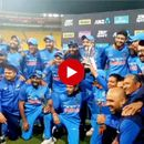 WATCH: 'HOW'S THE JOSH?', ASKS TEAM INDIA AFTER HISTORIC 4-1 SERIES WIN OVER NEW ZEALAND