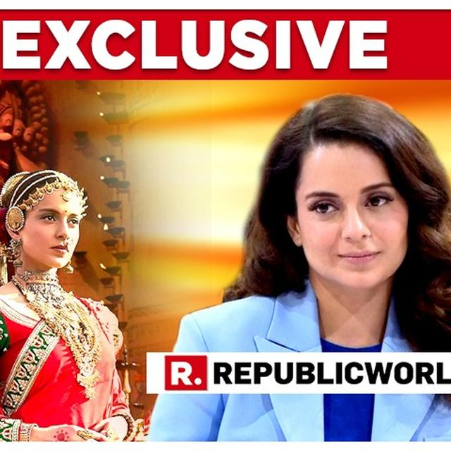 EXCLUSIVE | NOT CONTROVERSIAL, 'REBELLIOUS' IS THE RIGHT WORD FOR ME AS I PERHAPS BREAK MAXIMUM RULES: KANGANA RANAUT