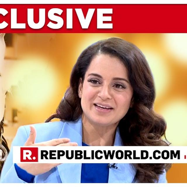 EXCLUSIVE | 'IT FEELS AS IF SERIOUS PLANNING IS DONE': KANGANA RANAUT ALLEGES FILM INDUSTRY AGAINST 'MANIKARNIKA'