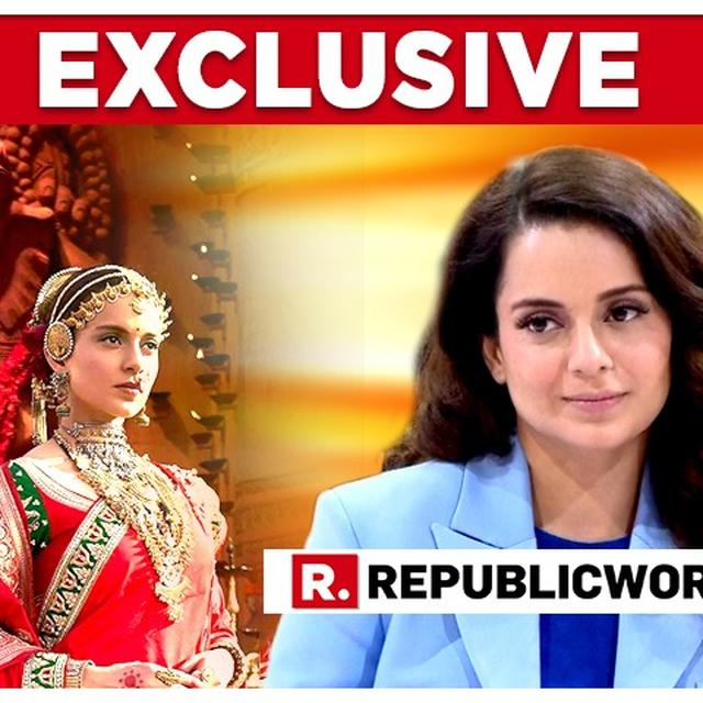 EXCLUSIVE| 'THIS FILM BELONGS TO THE NATION. IT IS NOT ANY FRIVOLOUS ENTERTAINMENT', SAYS KANGANA RANAUT ON  'MANIKARNIKA: THE QUEEN OF JHANSI'