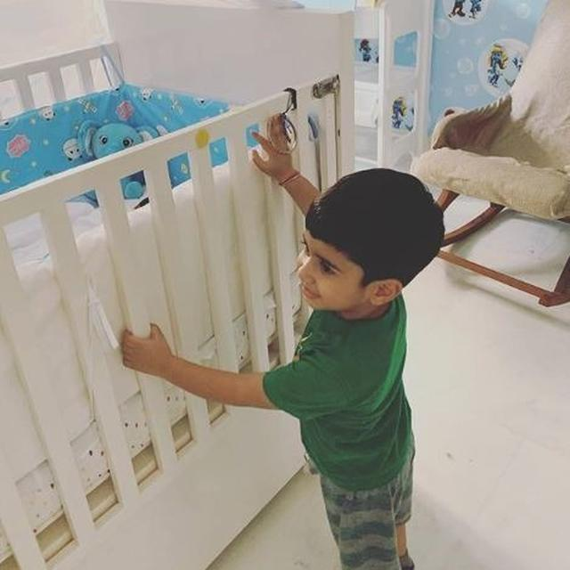 EKTA KAPOOR SHARES PICTURE OF 'BIG BROTHER' LAKSSHYA WATCHING OVER BABY RAVIE, NETIZENS SHOWER LOVE