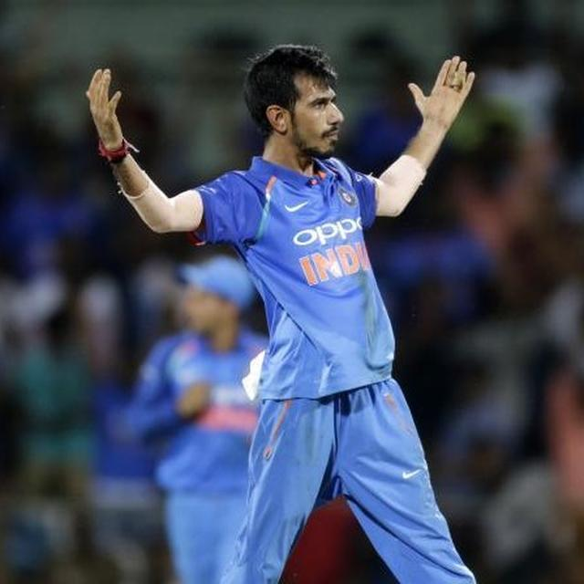 ICC ODI RANKINGS: CHAHAL BREAKS INTO TOP FIVE AMONG BOWLERS