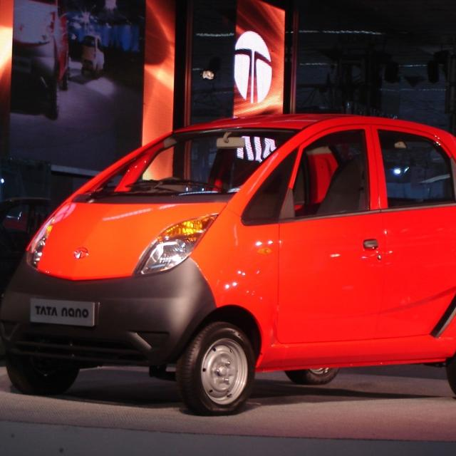 ZERO PRODUCTION, SALE OF TATA NANO IN JANUARY