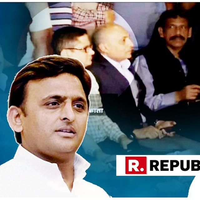 WEST BENGAL DEVELOPMENTS CAUSE OF CONCERN FOR ALL: AKHILESH YADAV
