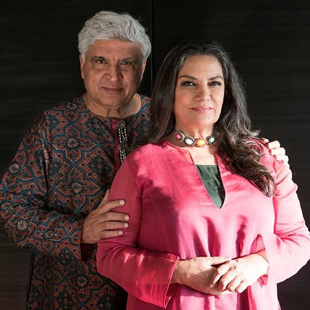 SHABANA AZMI, JAVED AKHTAR TO ATTEND CONFERENCE ON KAIFI AZMI IN PAKISTAN
