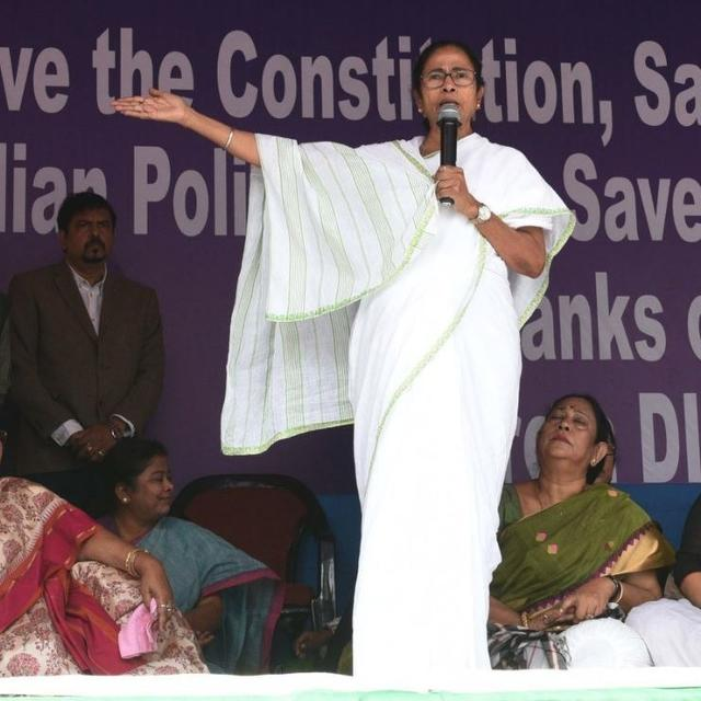 """""""VICTORY OF CONSITUTION & DEMOCRACY"""", SAYS MAMATA BANERJEE AS SHE CALLS OFF 3-DAY DHARNA"""
