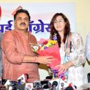 'BIGG BOSS' FAME SHILPA SHINDE REVEALS WHY SHE DECIDED TO JOIN CONGRESS AND NOT MNS
