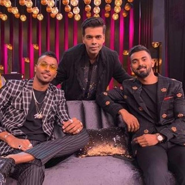 CASE FILED AGAINST HARDIK PANDYA, KL RAHUL FOR COMMENTS ON 'KOFFEE WITH KARAN', DETAILS INSIDE