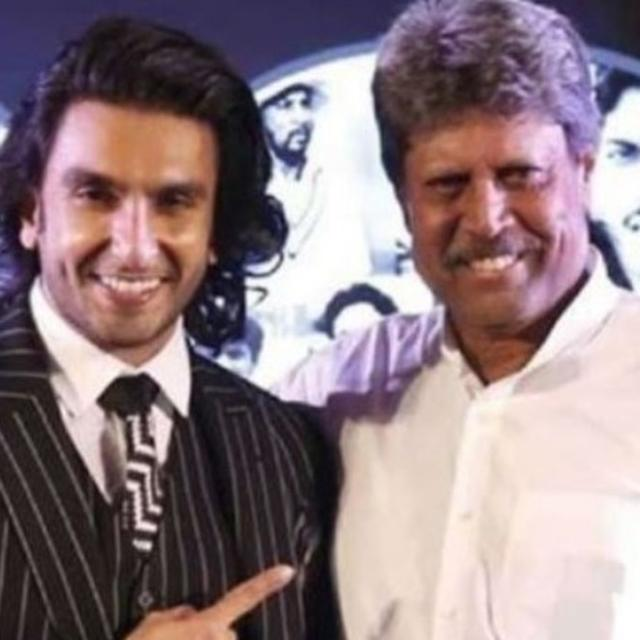 '83: 37 YEARS ON, GLORIOUS MOMENT AT LORD'S TO BE RECREATED BY RANVEER SINGH AKA KAPIL DEV AT THE HOME OF CRICKET