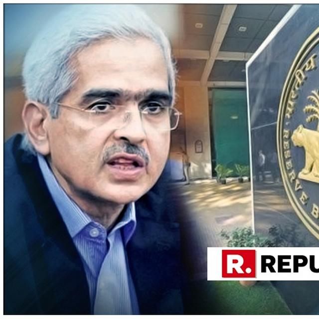 RBI PROJECTS 7.4 PERCENT GDP GROWTH FOR FY20