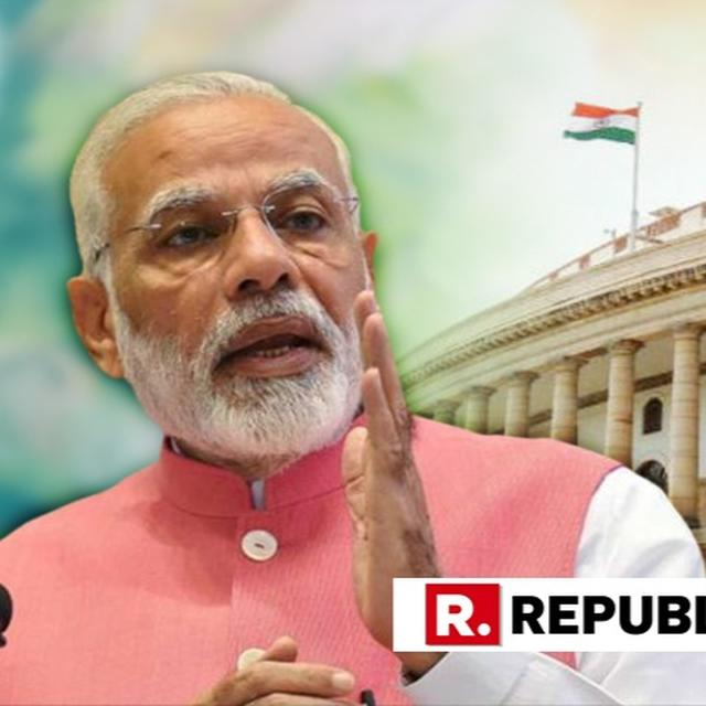 "WATCH: ""WHILE CRITICIZING ME AND BJP, SOME END UP CRITICIZING THE COUNTRY"", SAYS PM MODI AS HE HITS OUT AT OPPOSITION IN HIS PARLIAMENT SPEECH"