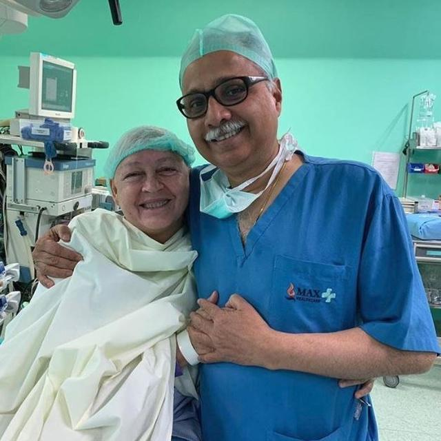 VETERAN ACTRESS NAFISA ALI BATTLING CANCER POSTS PICTURES PRIOR SURGERY, SEE HERE