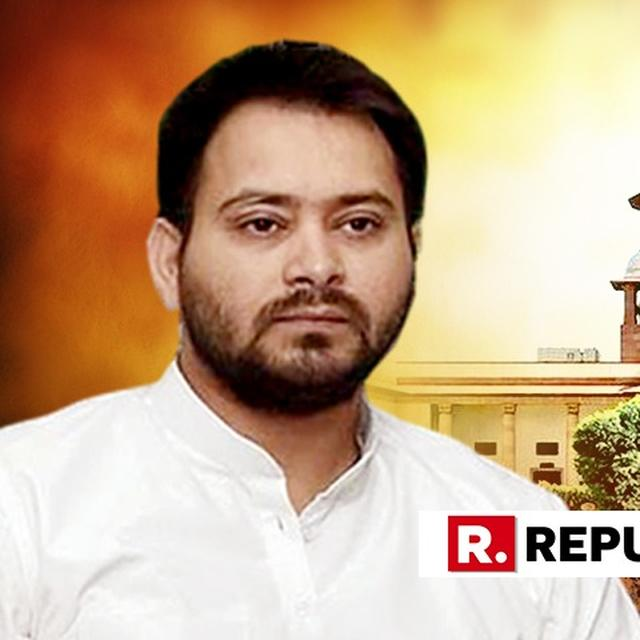 TEJASHWI TO RESPECT SC ORDER OVER BUNGALOW; SAYS HIS FIGHT IS AGAINST BIHAR GOVT'S 'SPITEFUL' ACTION