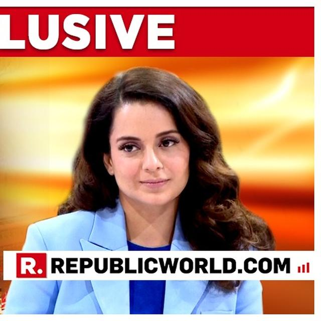EXCLUSIVE | 'IT IS PROBLEM WITH A PERSON WHO'S CONSTANTLY BRINGING UP THINGS WHICH ARE UNCOMFORTABLE': KANGANA ON WHY THE INDUSTRY IS NOT WITH MANIKARNIKA