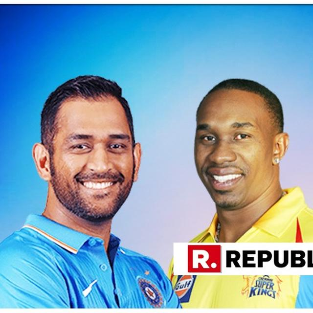 DWAYNE BRAVO RELEASES NEW SONG, DEDICATES IT TO MS DHONI, VIRAT KOHLI AND OTHER ASIAN CRICKETERS
