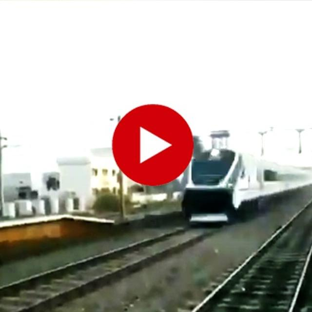 WATCH: PIYUSH GOYAL GIVES A GLIMPSE OF BIRD AND PLANE-LIKE VANDE BHARAT EXPRESS