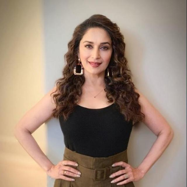 I WAS TOLD I ONLY BELONGED TO COMMERCIAL CINEMA: MADHURI DIXIT