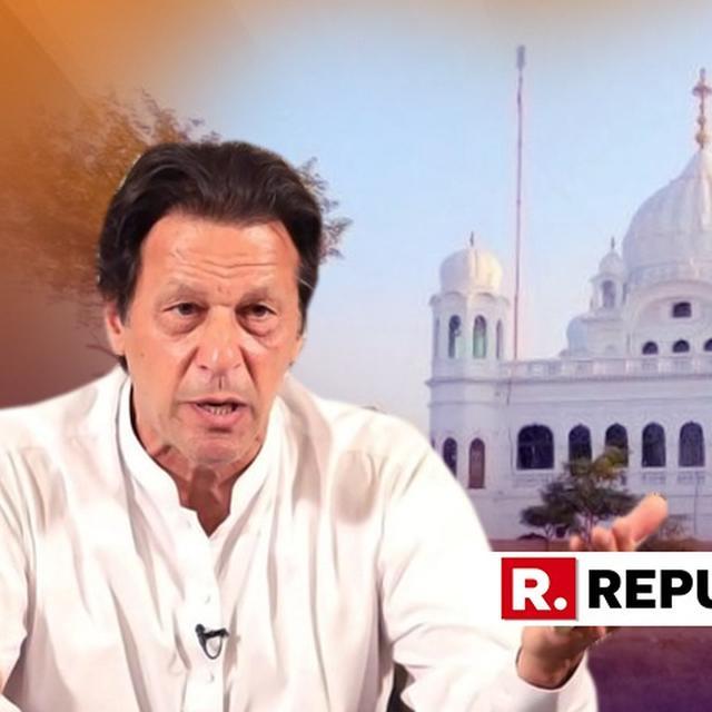 """PAKISTAN HAS MECCA, MEDINA FOR SIKHS"", SAYS PM IMRAN KHAN"