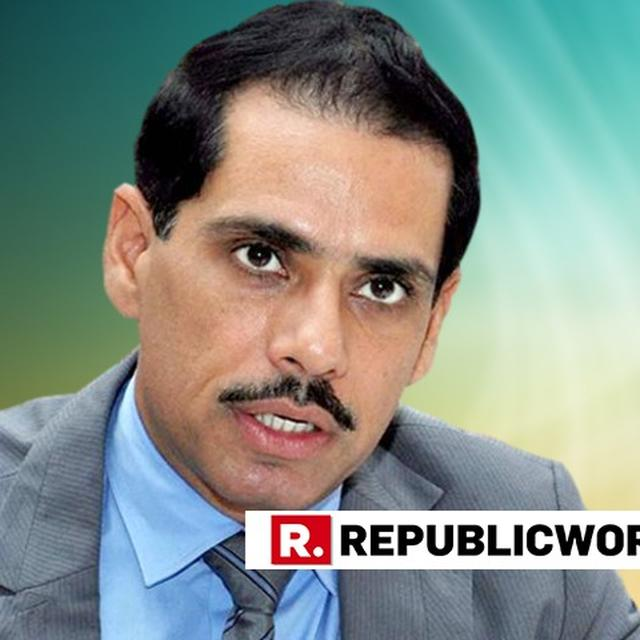 ROBERT VADRA, MOTHER TO APPEAR BEFORE ED IN JAIPUR IN BIKANER CASE PROBE