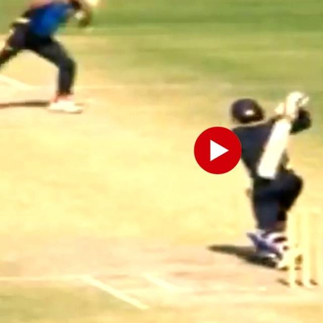 WATCH: ASHOK DINDA SURVIVES MASSIVE INJURY DESPITE BEING STRUCK ON THE FOREHEAD BY A BALL