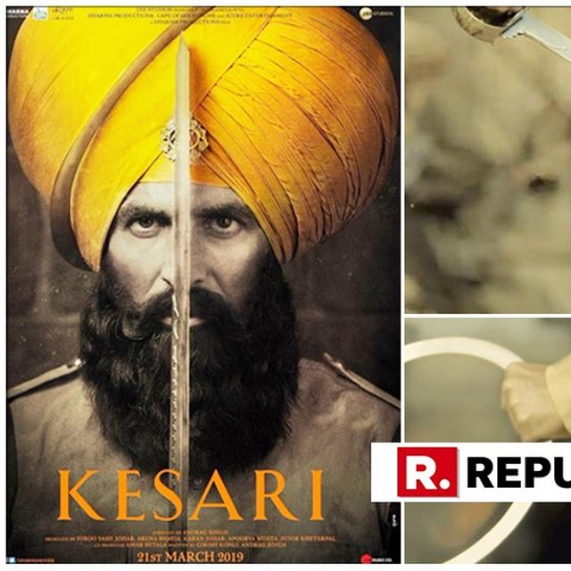 WATCH | AKSHAY KUMAR SHARES THE FIRST VIDEO FROM 'GLIMPSES OF KESARI' AND IT IS INTENSE