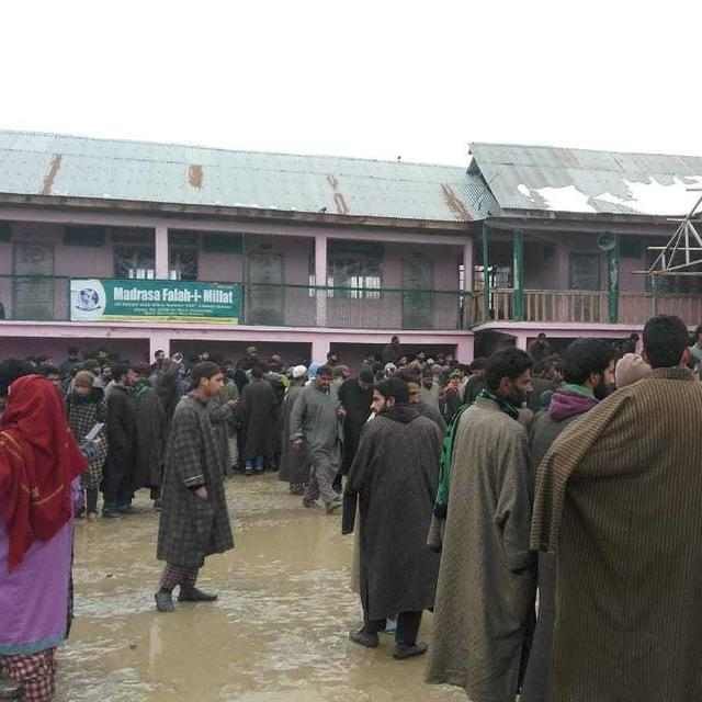 EXPLOSION IN PULWAMA SCHOOL, STUDENTS INJURED: LIVE UPDATES