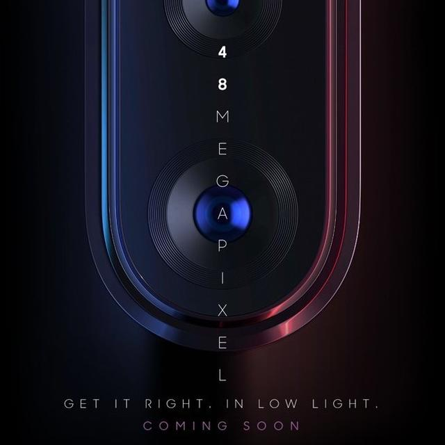 OPPO F11 PRO WITH 48MP REAR CAMERA COMING SOON TO INDIA