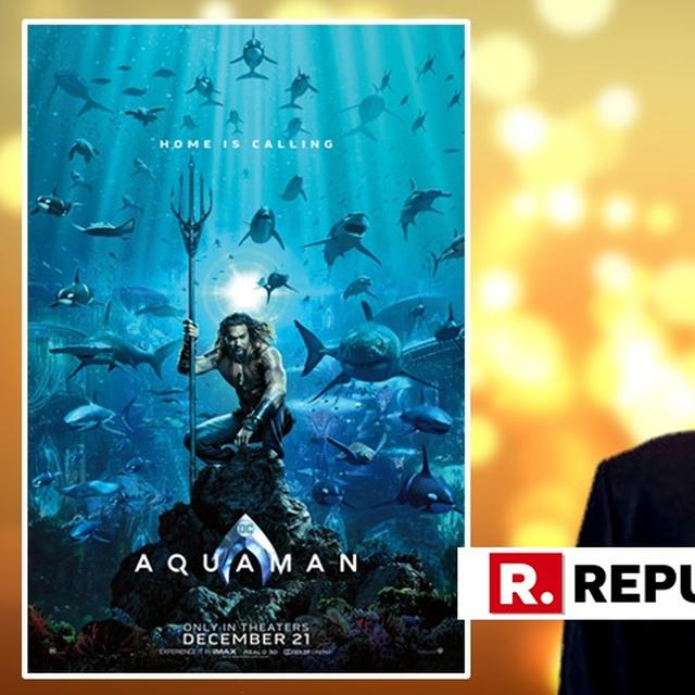 IT DOES NOT LOOK REAL: JAMES CAMERON ON 'AQUAMAN'S DEPICTION OF UNDERWATER LIFE