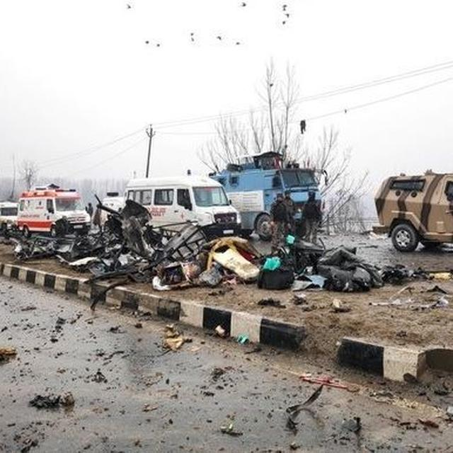 USA EXTENDS SUPPORT TO INDIA IN FIGHT AGAINST TERRORISM AFTER IED BLAST IN JAMMU AND KASHMIR