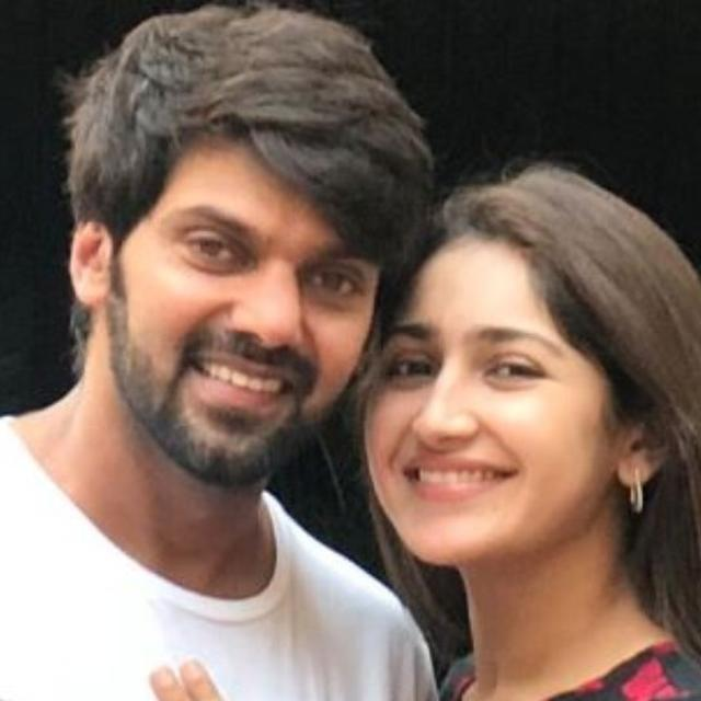 'WE ARE GETTING MARRIED THIS MARCH', ANNOUNCE ARYA-SAYYESHAA; WISHES POUR IN FROM CO-STAR SURIYA, RANA DAGGUBATI, VISHAL, OTHER STARS
