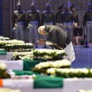 IN PHOTOS: PM MODI PAYS TRIBUTE TO 'BRAVE SONS OF MOTHER INDIA' AT WREATH-LAYING CEREMONY