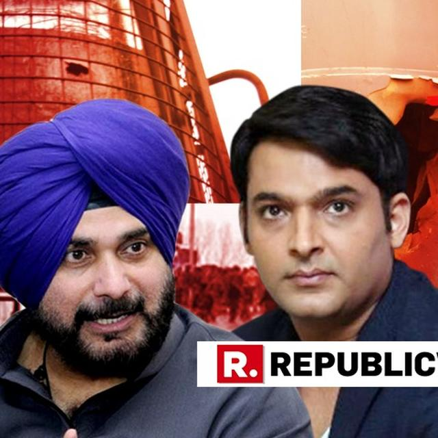 NAVJOT SINGH SIDHU ASKED TO LEAVE 'THE KAPIL SHARMA SHOW' AFTER REMARKS ON PULWAMA TERROR ATTACK, ARCHANA PURAN SINGH TO REPLACE HIM