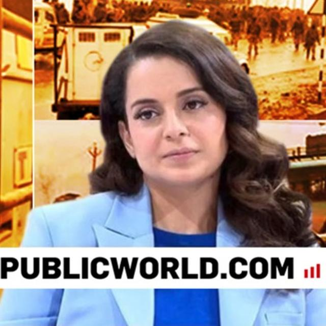 'WE NEED TO TAKE DECISIVE ACTIONS':  KANGANA RANAUT CONDEMNS PULWAMA TERROR ATTACK
