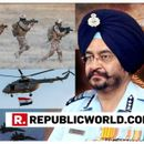 """""""ENEMYKNOWS THAT IT CAN'T DEFEAT US IN A CONVENTIONAL CONFLICT"""": IAF CHIEF BS DHANOA AT VAYU SHAKTI 2019"""