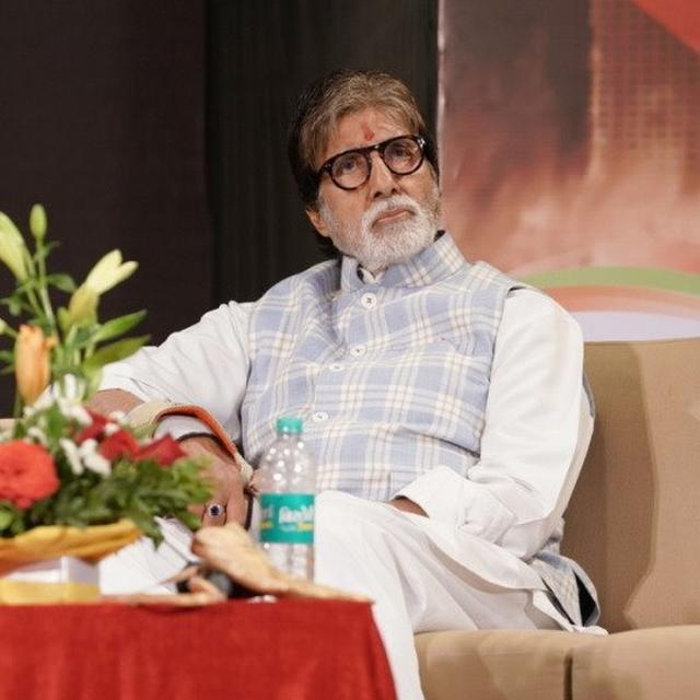 AMITABH BACHCHAN TO DONATE RS 5 LAKH EACH TO FAMILIES OF SOLDIERS KILLED IN PULWAMA ATTACKS