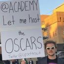 MEET JACOB STAUDENMAIER, THE 19-YEAR-OLD STUDENT WHO IS PETITIONING TO HOST THE OSCARS