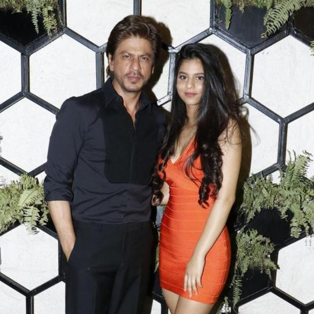 SHAH RUKH KHAN'S DAUGHTER SUHANA KHAN REVEALS HER CELEBRITY CRUSH, TAKE A LOOK