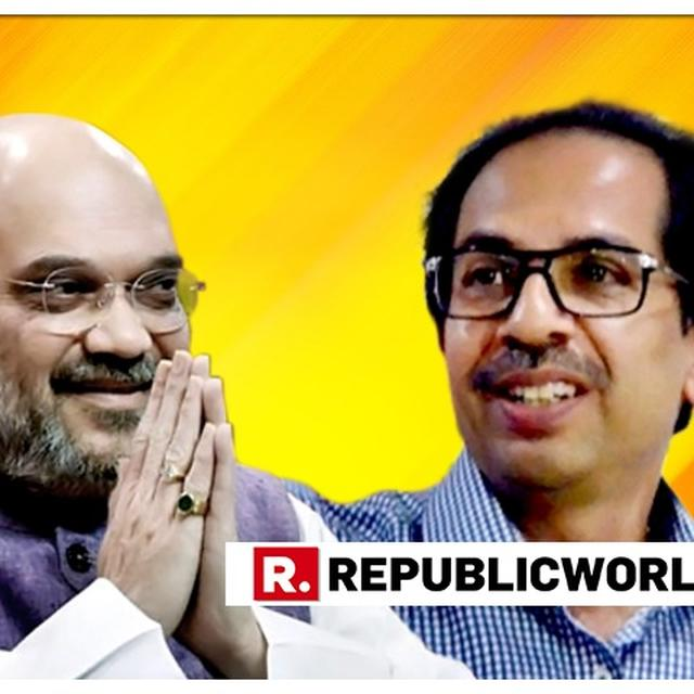 INSIDE SCOOP | BJP-SHIV SENA SEAL ALLIANCE WITH 25-23 SEAT FORMULA FOR 2019 GENERAL ELECTION, SAY SOURCES