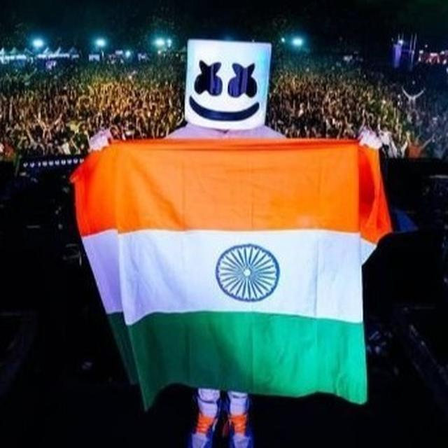 DJ MARSHMELLO PAYS TRIBUTE TO THE MARTYRS OF THE PULWAMA TERRORIST ATTACK AHEAD OF HIS CONCERT IN PUNE