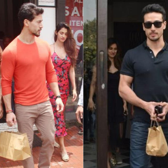 TIGER SHROFF REACTS TO LINK-UP RUMOURS WITH DISHA PATANI, REVEALS WHY HE IS SEEN HOLDING A BAG FOR HER ON THEIR SUNDAY 'DATES'