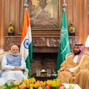 INDIA TO RAISE CROSS-BORDER TERRORISM ISSUE DURING SAUDI CROWN PRINCE MOHAMMED BIN SALMAN'S TWO-DAY VISIT