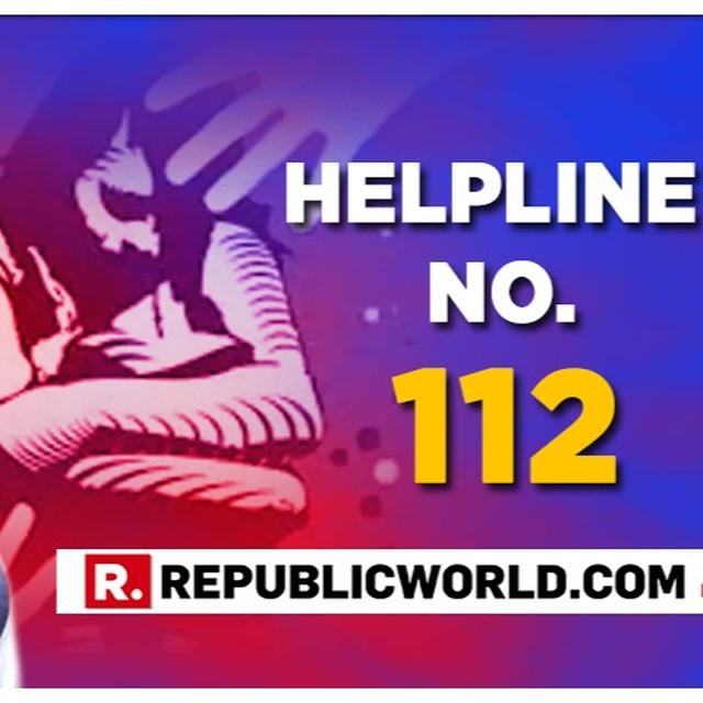 ALL-IN-ONE EMERGENCY HELPLINE NUMBER '112' TO BE LAUNCHED IN 14 STATES AND UNION TERRITORIES