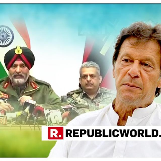 WATCH: JEM CHILD OF PAKISTAN ARMY, SAYS LT. GENERAL KJS DHILLON REITERATING PAK, ISI INVOLVEMENT IN PULWAMA TERROR ATTACK