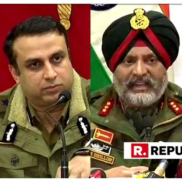 """PULWAMA TERROR ATTACK: """"IN LESS THAN 100 HOURS WE CRUSHED JEM LEADERSHIP SENT BY PAKISTAN,"""" SAYS LT. GEN KJS DHILLON"""
