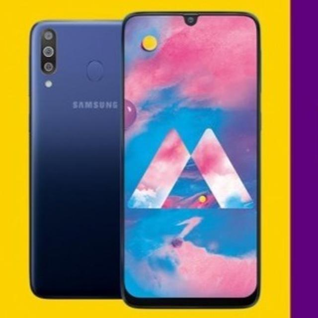 SAMSUNG GALAXY M30 WILL COME WITH 6.4-INCH INFINITY-U DISPLAY, INDIA LAUNCH ON FEB 27