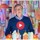 WATCH: IN JUST 80 SECONDS, BILL GATES EXPLAINED CLIMATE CHANGE USING SQUISHY TOYS IN YOUTUBER-STYLE VIDEO